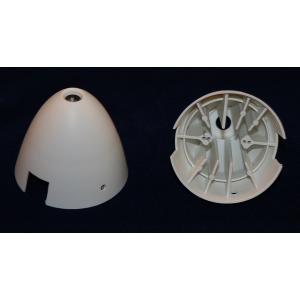 Turbo-Leichtspinner-Kappe 50 mm
