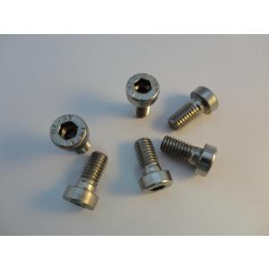 Zylinderschraube DIN 7984 | M 4 x 6 | 8.8 verzinkt