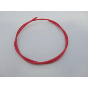Schrumpfschlauch 1,2 mm rot