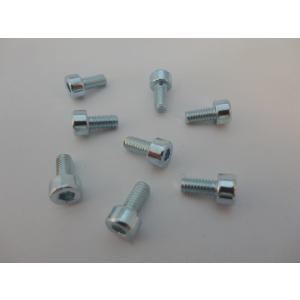 Zylinderschraube mit Innensechskant DIN 912 | M 4 x 8 |...