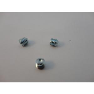 Gewindestift DIN 916 | M 6  x 6  Stahl 45 H - verzinkt