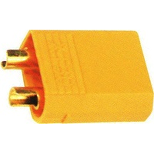 XT30 - 2,0 mm Goldstecker, lose