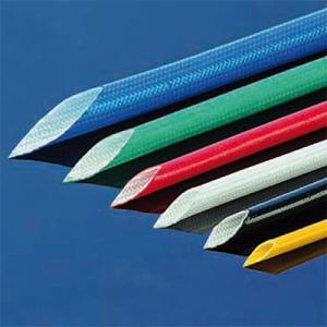 Glasfilament-Textilschlauch mit Acrylbeschichtung 2,0 mm...