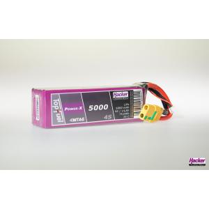 TopFuel Lipo 35C-Power-X 5000mAh 4S