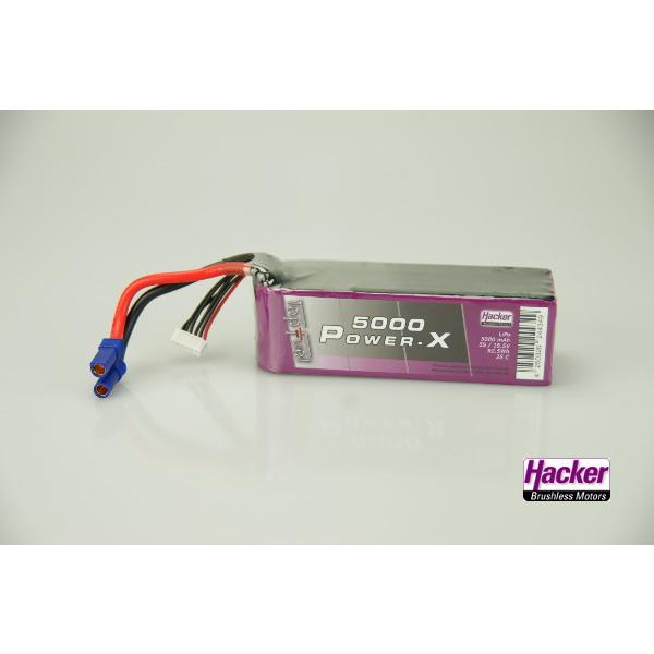 TopFuel LiPo 35C Power-X 5000mAh 5S MTAG