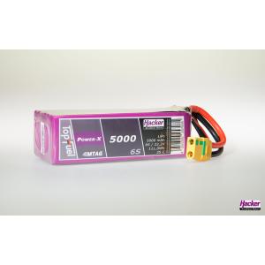 TopFuel LiPo 35C Power-X 5000mAh 6S MTAG
