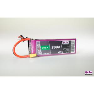 TopFuel LiPo 20C-ECO-X 3000mAh 4S