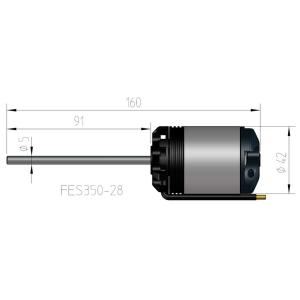 NT350-28-Z Triton | 14 Pol | 10 W | FES