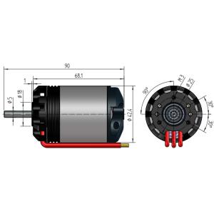 NT350-28-Z Triton | 14 Pol | 11 W | FES