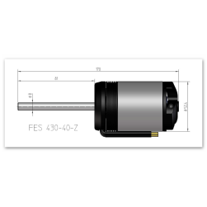 NT430-40-Z | 14 Pol | 16 W | FES