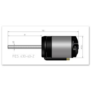 NT430-40-Z | 14 Pol | 18W | FES