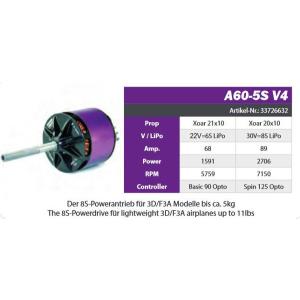 A60-5S V4 28-Pole kv295