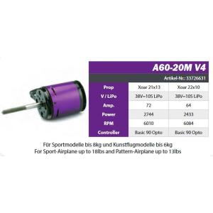 A60-20 M V4 kv170