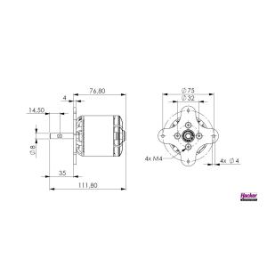 A60-7M V4 28-Pole FesEx kv205