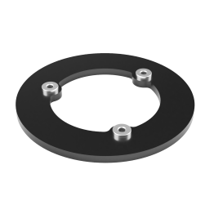 Ringspant | Montagespant | LK 59 | 100x4mm