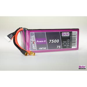 TopFuel LiPo 35C Power-X 7500mAh 7S MTAG