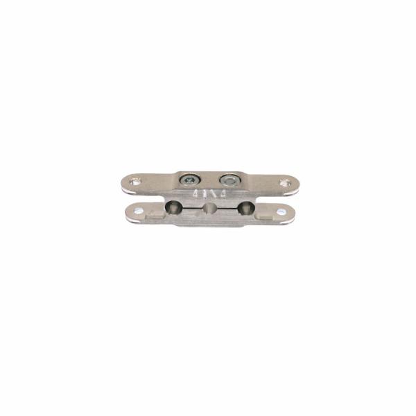 Klemmmittelstück 41/8 mm für Welle 4 mm