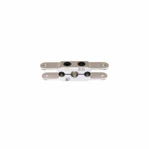Klemmmittelstück 45/8 mm für Welle 6 mm