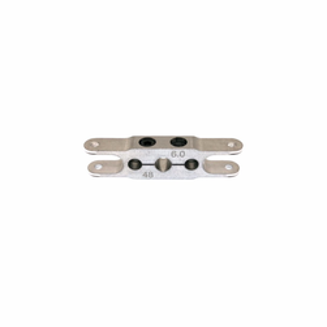Klemmmittelstück 48/8 mm für Welle 6 mm