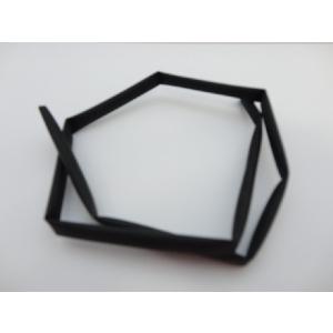 Schrumpfschlauch 4,8 mm schwarz