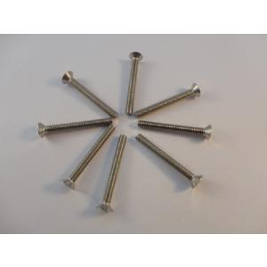 Senkschraube DIN 7991 | M 4 x 35 Edelstahl