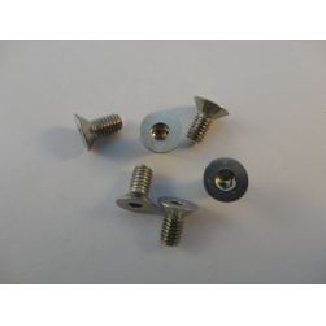 Senkschraube DIN 7991 | M 4 x 8 Edelstahl